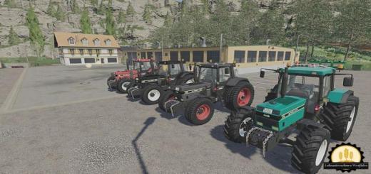 Photo of FS19 – Case Ih 1455 Xl Tractor