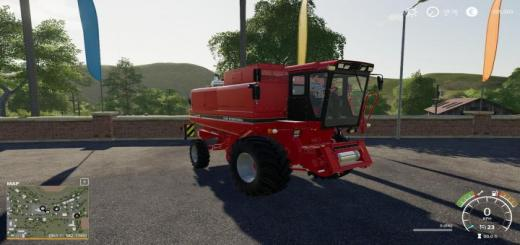 Photo of FS19 –  Case Ih 1660 – Light Extension V1