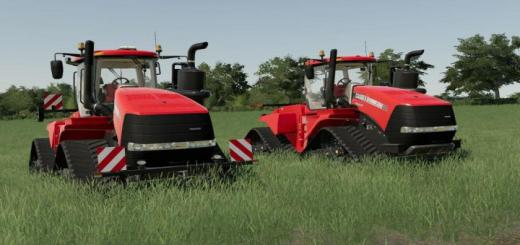 Photo of FS19 – Case Ih Quadtrac Series V1