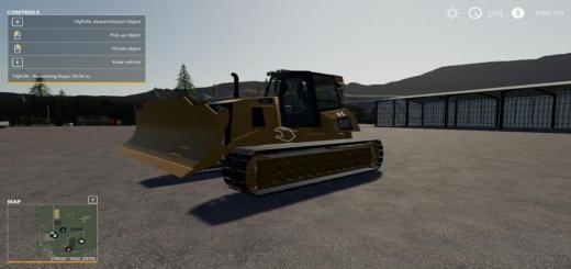 Photo of FS19 – Caterpillar Dk6 V1