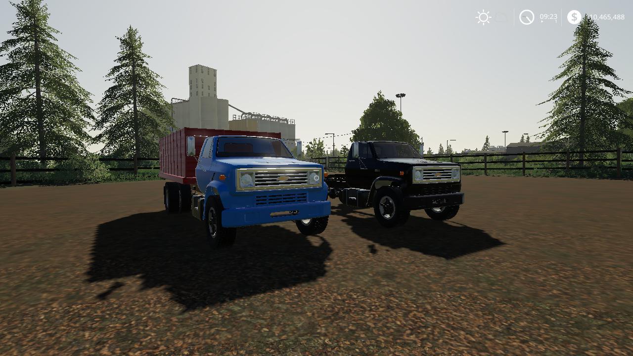 Photo of FS19 – Chevy Trucks V1