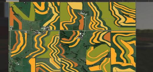 Photo of FS19 – Chippewa County Farms Map V1.1