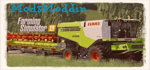 Photo of FS19 – Claas Lexion 780 Harvester V2