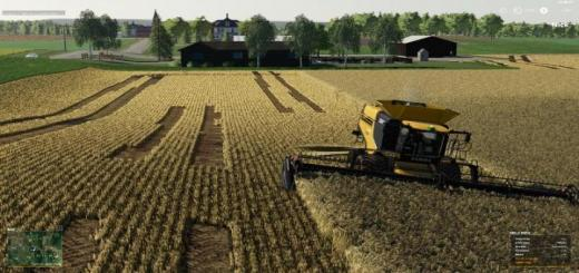 Photo of FS19 – Claas Lexion Harvester V1