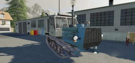 Photo of FS19 – Crawlered Т-150 V1