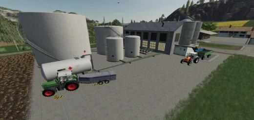 Photo of FS19 – Diesel Production With Global Company V1.0.2