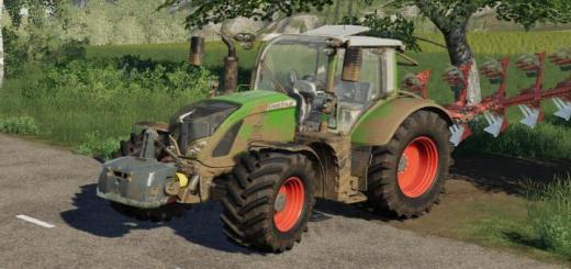 Photo of FS19 – [Fbm Team] Fendt Vario 700 Tractor V1.2