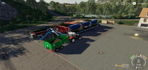 Photo of FS19 – Feed Mixer G2-456 By Kastor Inc V1