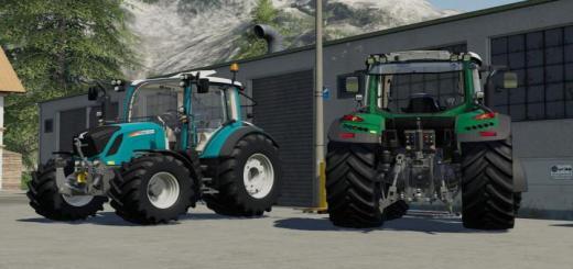 Photo of FS19 – Fendt 300 Vario Tractor V1