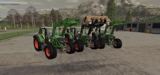 Photo of FS19 – Fendt 700 Vario S5 P V1.0.0.2