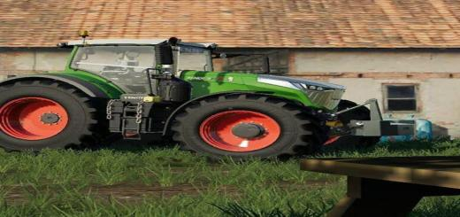 Photo of FS19 – Fendt 942 Vario V1