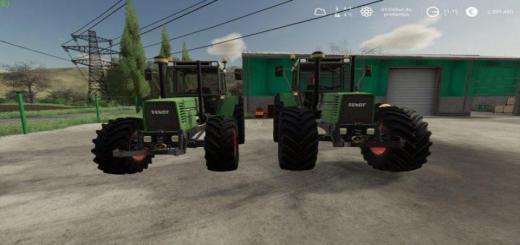 Photo of FS19 – Fendt Favorit 600 Tractor V1