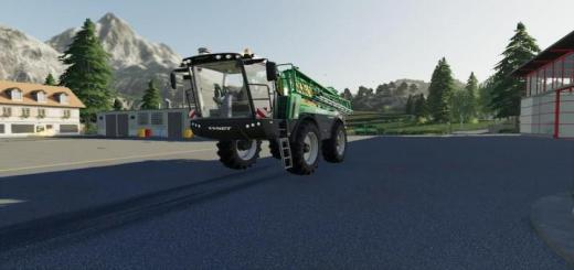 Photo of FS19 – Fendt Rogator 645 V1