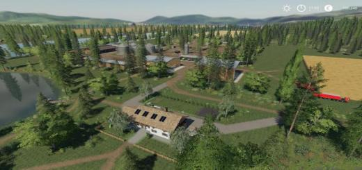 Photo of FS19 – Fenton Forest 4X Map Fixed