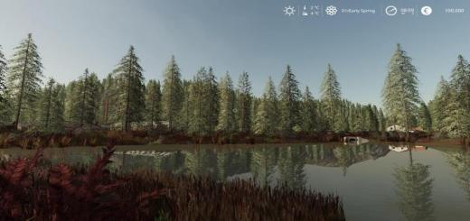 Photo of FS19 – Fenton Forest 4X Map Update 6