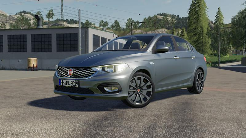 Photo of FS19 – Fiat Tipo V0.5