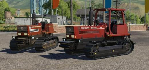 Photo of FS19 – Fiatagri 160-55 Tractor V1.0.0.1