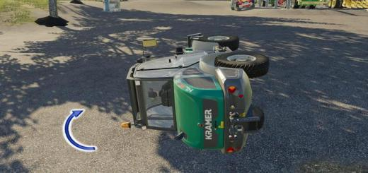 Photo of FS19 – Force Roll-Over V1