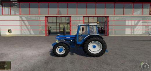 Photo of FS19 – Ford 7810 Tractor V1.1