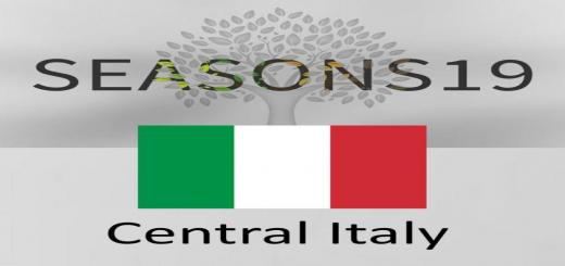 Photo of FS19 – Geo Central Italy V1