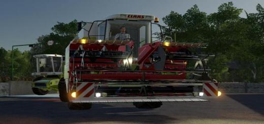 Photo of FS19 – Geringhoff Harvest Star Hv660 V1