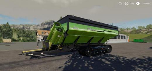 Photo of FS19 – Haulmaster Nerd Mp V1