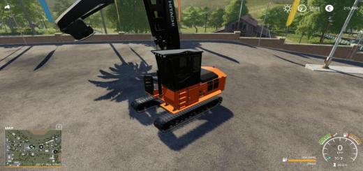 Photo of FS19 – Hitachi Zaxis 240 V1