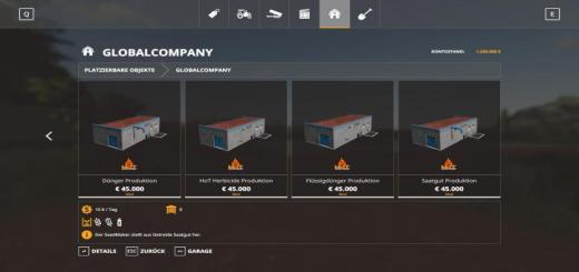 Photo of FS19 – Hot Production V1.0.1
