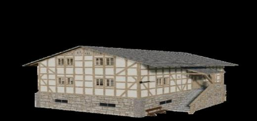 Photo of FS19 – Hot Timbered House Pack V1