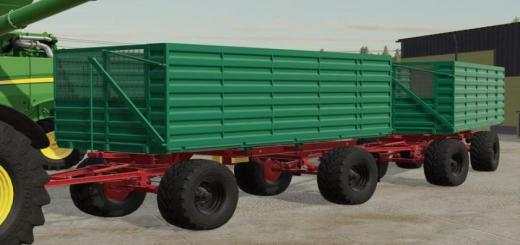 Photo of FS19 – Hw80 Sha Trailer V1.0.0.1
