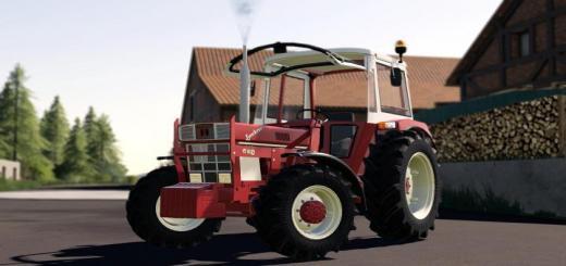 Photo of FS19 – Ihc 554-644 Tractor V1