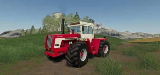 Photo of FS19 – International Harvester 4166 V1