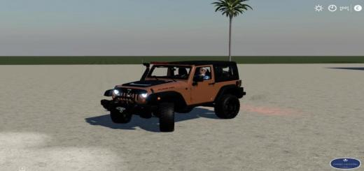Photo of FS19 – Jeep Rubicon V1