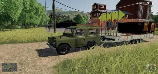 Photo of FS19 – Jeep V1.0.1