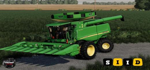 Photo of FS19 – John Deere 50-60 Sts Series V1.1