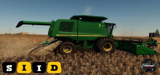 Photo of FS19 – John Deere 50-60 Sts Series V1.2
