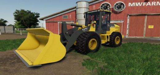 Photo of FS19 – John Deere 524K V1