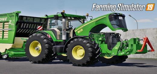 Photo of FS19 – John Deere 7530 V1