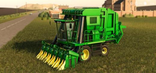 Photo of FS19 – John Deere 7760 Cotton Baler V1.1