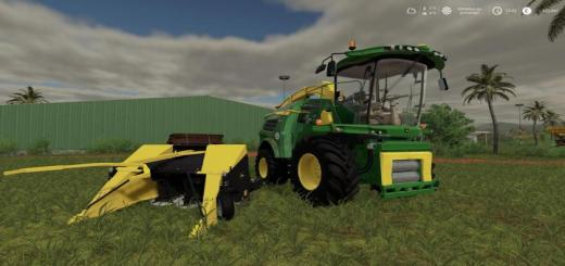 Photo of FS19 – John Deere Fb130 Poplar Cutter V1.5