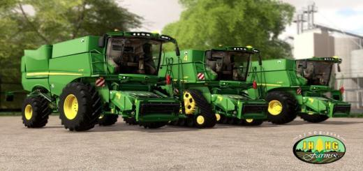 Photo of FS19 – John Deere S700I Eu Official V1