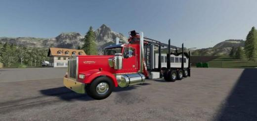Photo of FS19 – Kenworth W900 Fix V1.0.0.3