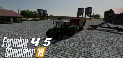 Photo of FS19 – Kubota L6060 Tractor V1