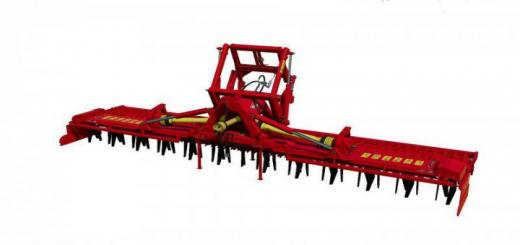 Photo of FS19 – Kuhn Hr 6004 V1