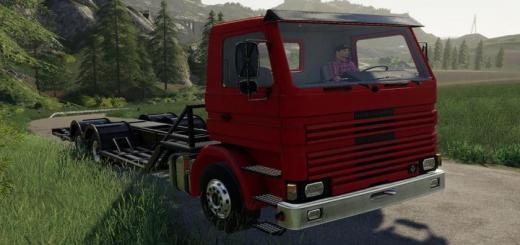 Photo of FS19 – Lizard Truck 470 V1