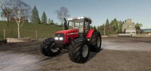 Photo of FS19 – Massey Ferguson 6290 Tractor V1