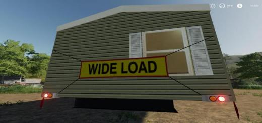 Photo of FS19 – Mobile Home Pack V1.0.0.1