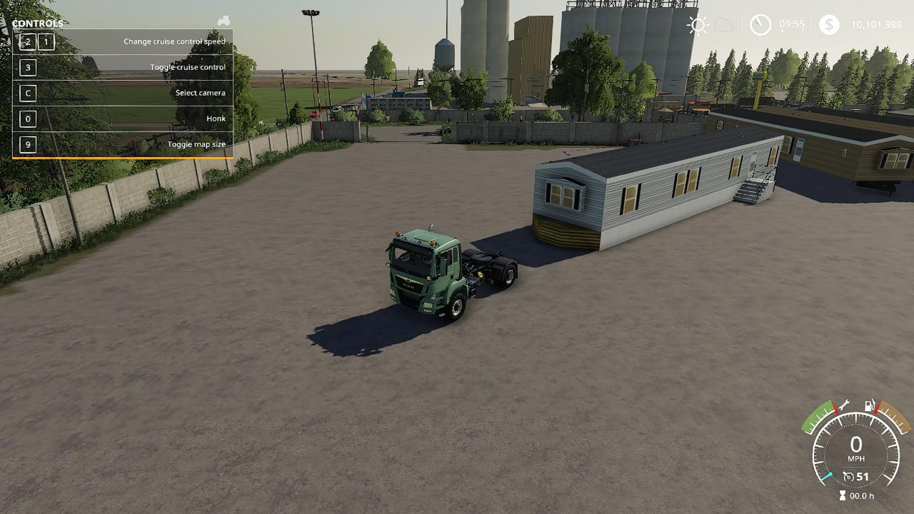 Photo of FS19 – Mobile Home Pack V1
