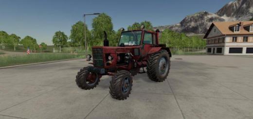 Photo of FS19 – Mtz 82 Tractor V1