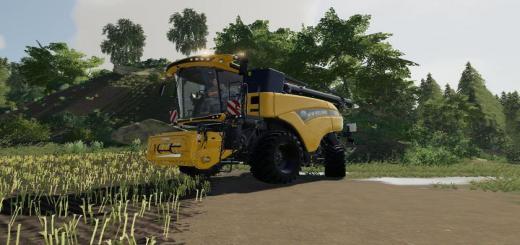 Photo of FS19 – New Holland Cr10.90 Beta